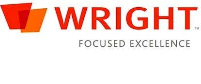 Wright logo
